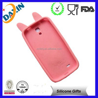 Soft Silicone Rubber Cases for iPhone 6 Plus