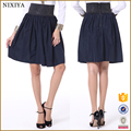 New fashion ladies elegant high waisted layered short skirts