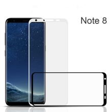 New 3D Curved Film Tempered Glass Screen Protector For Galaxy Note 8