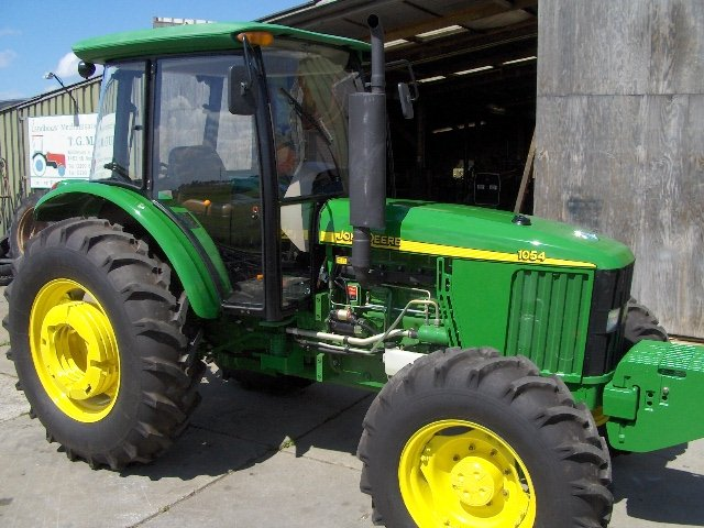 Jd-1054 Tractor