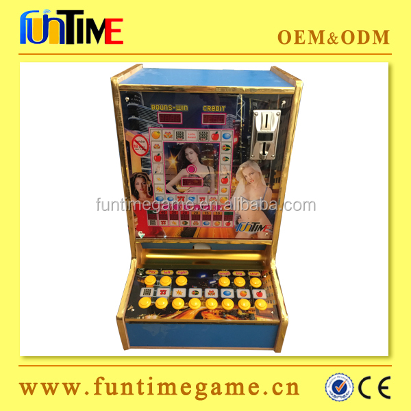 China slot machine for sale,table top slot game machine