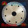 Small Turbo Diamond Blade for Fast Cutting Hard and Dense Material-Lucy song