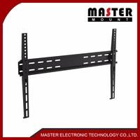 Security High Density Powder Coated Finished Table TV Mount Bracket For 37