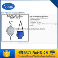 Mechanical hanging scale/Hanging Weighing Scale/Baby Hanging Scale
