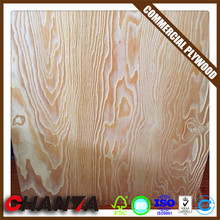 Linyi manufacturer poplar core larch plywood with great price