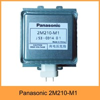 panasonic microwave magnetron 2m210 m1,industrial microwave water-cooledmagnetron for magnetron in microwave oven parts