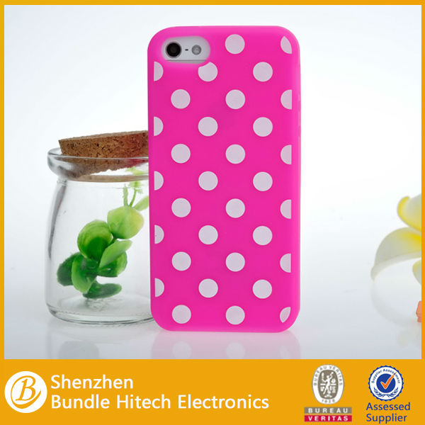 For iPhone 5 Silicone Case,hot sale suppliers For iPhone5g Phone Case