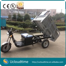 3 wheel electric scooter cargo tricycle china for adults triciclo de carga to Chile