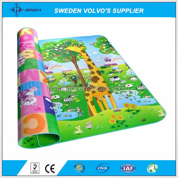 Wholesale High Quality Double Side Baby Waterproof Play Mat