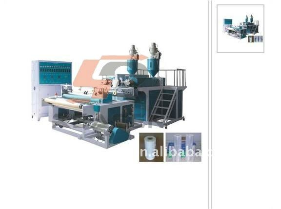 double layers LLDPE Food fresh-keeping Film making Machine