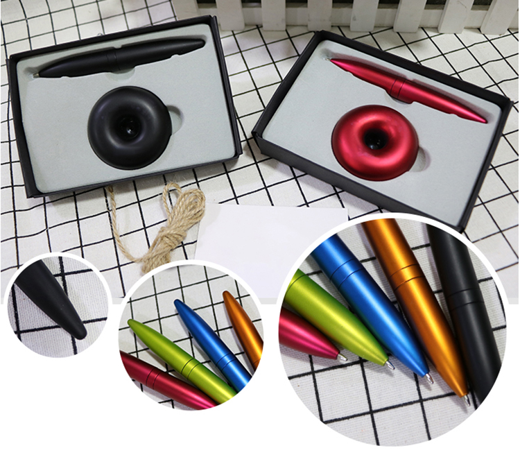 Import Novelty Products Business Gift Luxury Inventive Magnetic Levitating Ballpoint Pen