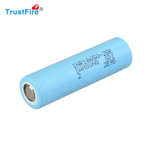 TrustFire Blue IMR 2500mAh Rechargeable 3.7V 18650 Battery Cells