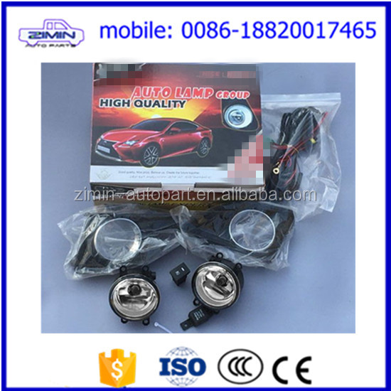 GROUP OF FOG LAMP FOR 07 COROLLA ,ELECTROPLATE