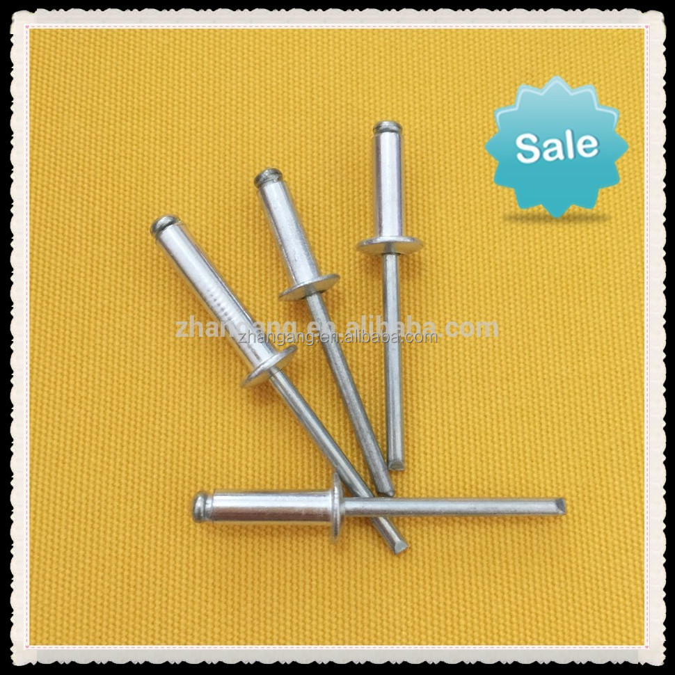 Buy Direct from China Factory Pneumatic Tools Hot Sale Pop Aluminium Blind Rivet