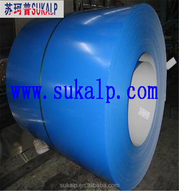 Regular Polyester(PE) Pre-painted Galvalume Coil