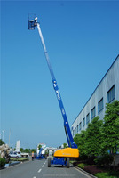 25m diesel removable boom lift platform provide