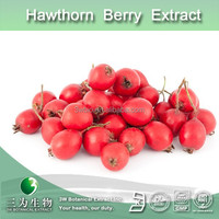 Lower blood pressure 100% natural hawthorn berry p.e