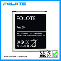 long life battery for Samsung 2600 mAh Battery For Galaxy S4 i9500 i9505 Mobile Phone