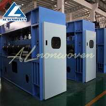 high alse used needle punching machines for carpet ,geotextile ,automotive interior used needle loom