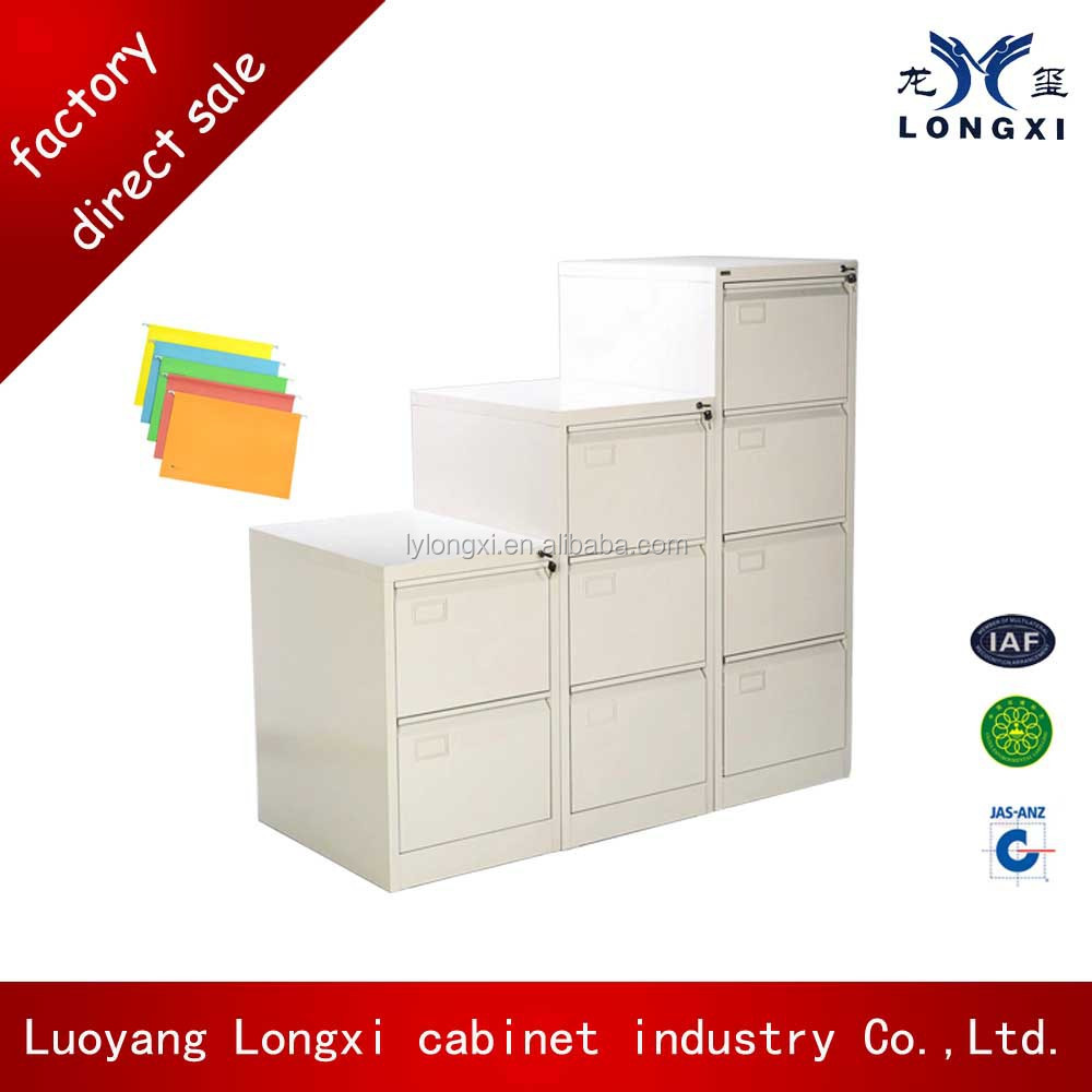 Factory direct high quality file cabinet ,strong locker,available with 2 3 or 4 drawers