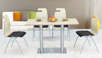 good quality staff dinner table chairs used for dining room foh bc44