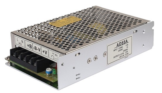 AD-55w Single Output high quality Uninterrupted Power Supply with UPS function