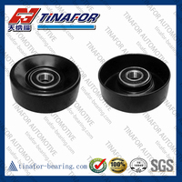 TENSIONER PULLEY FOR GM 92057880 1L5Q-6A228-AB