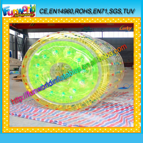 various kinds of pvc water rollering ball for sale
