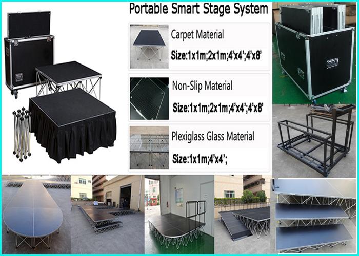 Acs Portable Intellistage Platform/wholesale Smart Stage/china ...