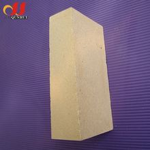 high temperature curved insulation fire refractory brick