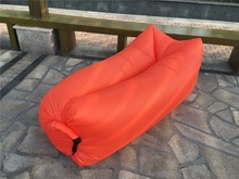 Inflatable Lounger Couch Chair, Indoor or Outdoor Foldable Air Sleeping Lazy Bag ,Sofa,Beach Hammock Bed