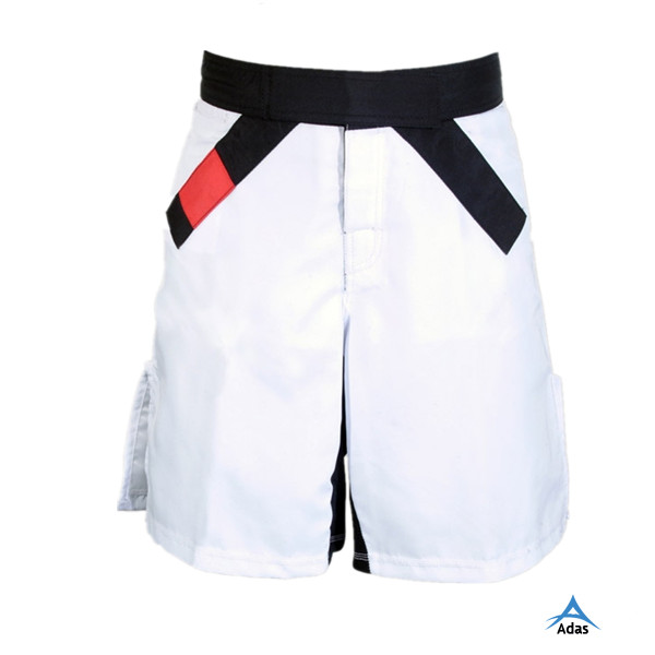 white grappling mma shorts,blank custom sublimated mma shorts