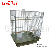 Factory price wholesale metal pet parrot cage for sale