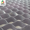 Chinese product plastic retaining wall geocell used in road construction