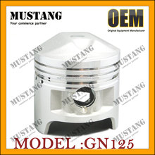 Motorcycle Engine Diesel Piston kit for SUZUKI GN125
