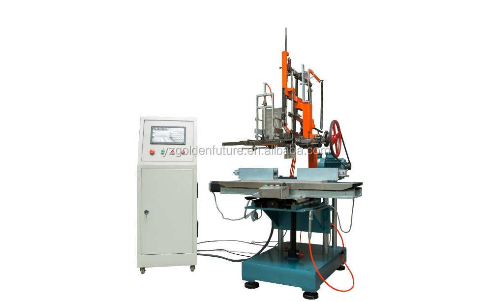 roller brush making machine