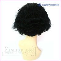 Wholesale cheap high quality natural scalp wig accept paypal