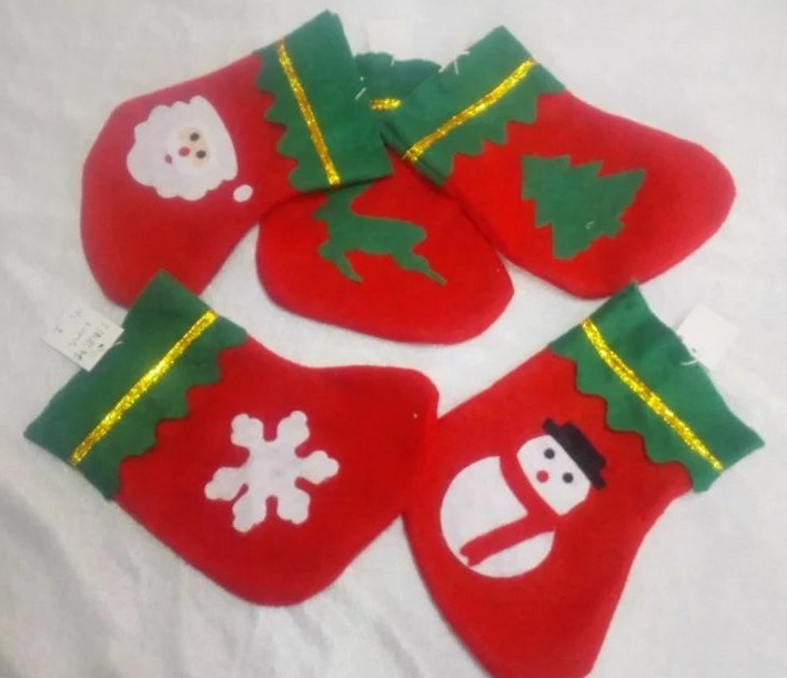 Wholesale Santa Claus for Christmas stocking,,Christmas decorations,Christmas Socks