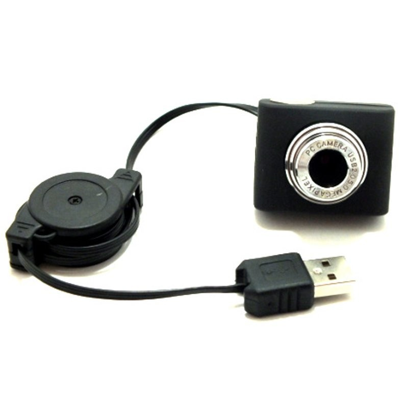 USB 2.0 50.0M Mini PC Camera HD Webcam USB Camera Web Cam for Laptop Netobook Computer
