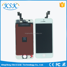hot lcd for iphone 5s lcd screen ,Original new display For iphone lcd replacement , For Iphone 5 Lcd Complete