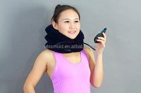 Cervical spondylosis prevention neck brace large latex ball neck support
