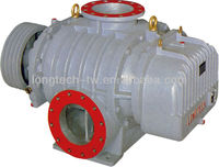 Three lobes roots type vacuum pump