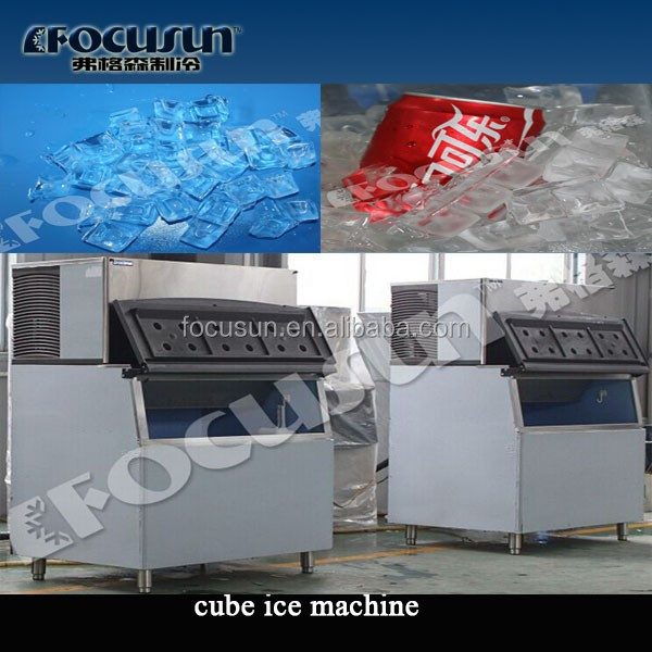 New China ice cube making machines/small cube ice machine/ice cube machine maker