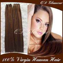 Thick Bottom Tangle Free Double Drawn Wholesale European Virgin Hair Extensions