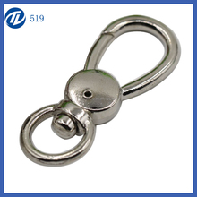 high quality black nickel metal snap hook for bag