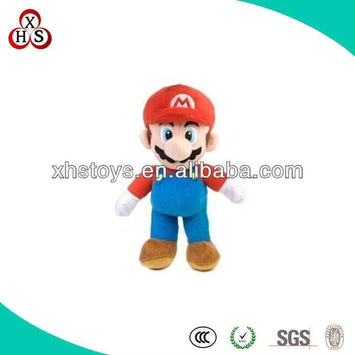 OEM plush super mario bros toys