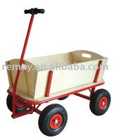 wooden baby wagon TC1812