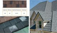 roofing sheet tile asphalt single roof tiles roofing sheets/tiles