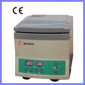 CE approved SH-120-II Microhematocrit medical lab hospital centrifuge