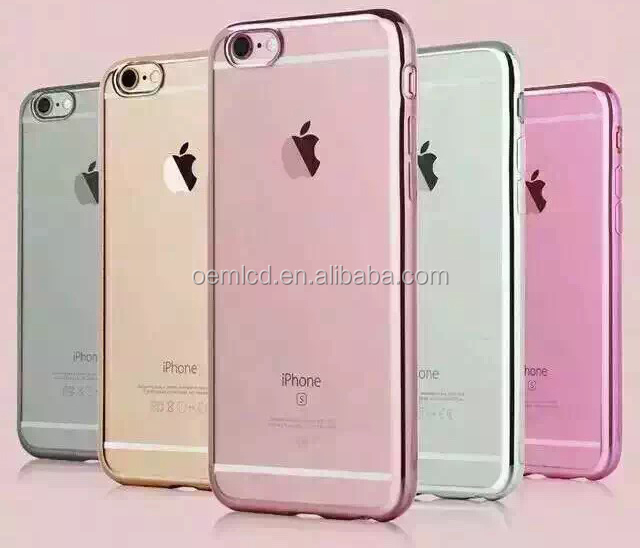 mobile phone beauty silicone phone case for iphone 5s back cover
